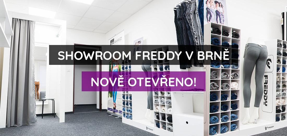 Otevíráme první showroom Freddy v Brně!